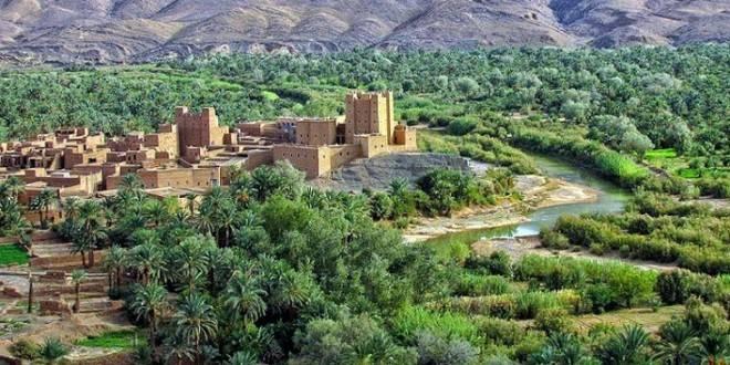3 Days Tour from Errachidia to Marrakech via Merzouga Desert: