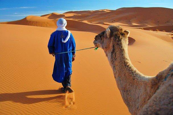 10 Days Tour from Marrakech to Rabat via Merzouga Desert and Imperial Cities: