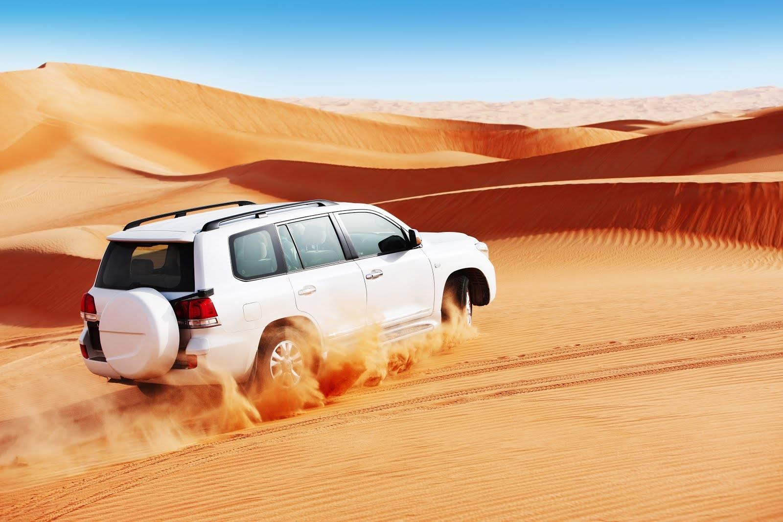 4x4 Erg Chebbi Desert Tour