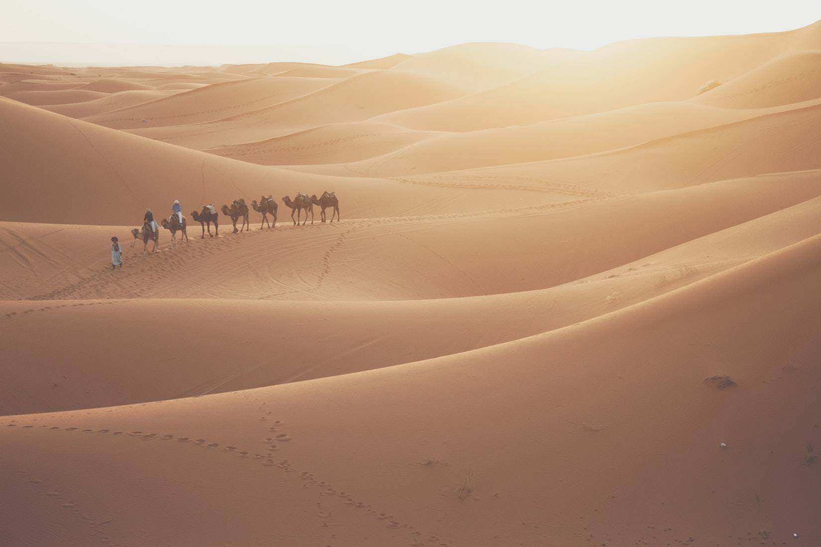 2 Days Tour from Errachidia to Merzouga Desert