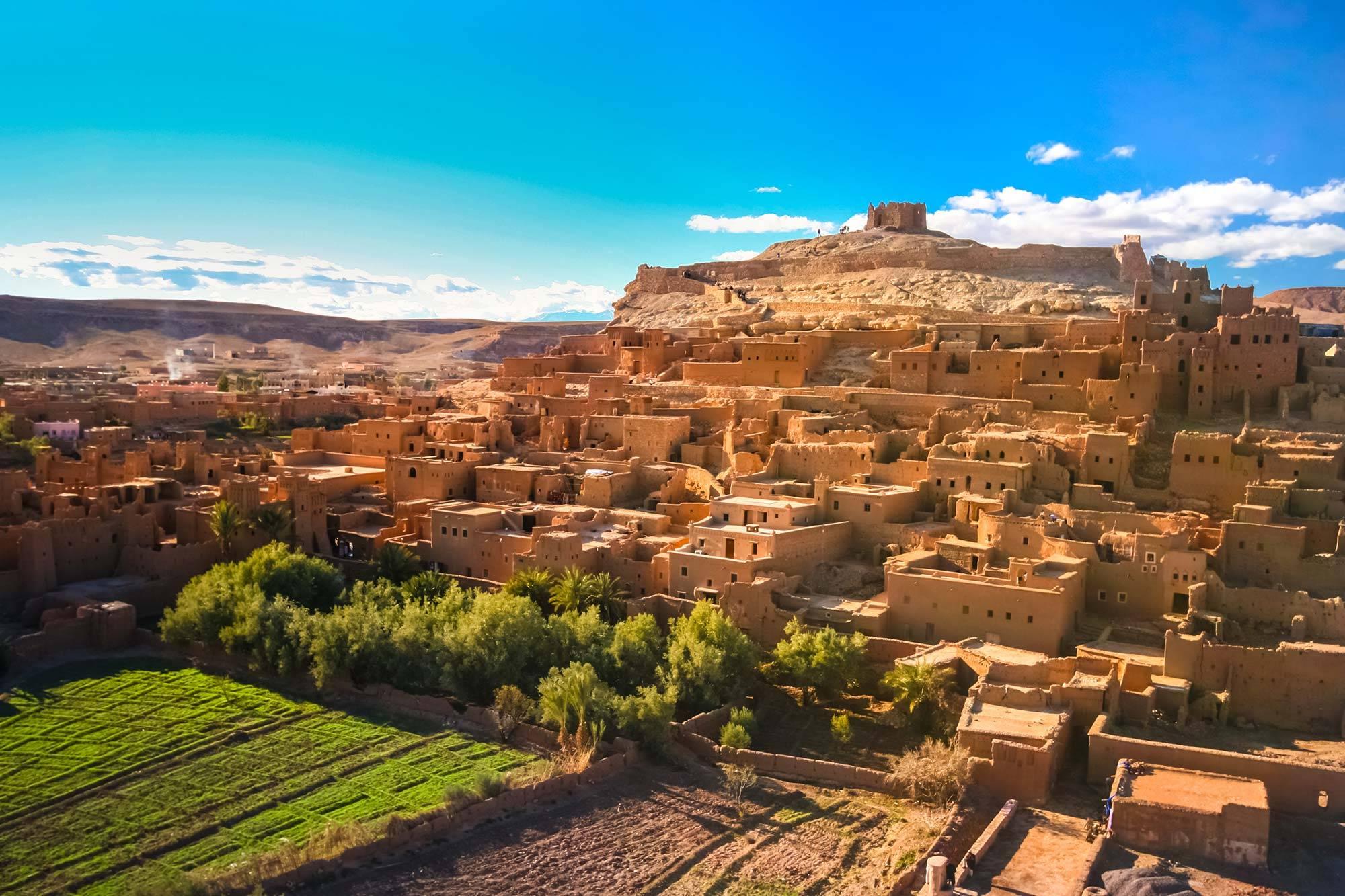 3 Days tour from Agadir to Ouarzazate via Merzouga Desert