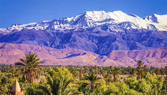 4 Days Desert Tour from Marrakech to Fes – Desert Excursions From Marrakech to Fes – Camel Tours From Marrakech to Fes 4 Days and 3 Nights Desert Tour