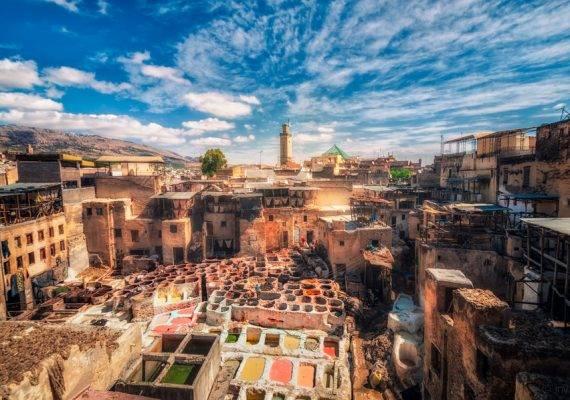 3 Days tour from Agadir to Fes via Merzouga Desert