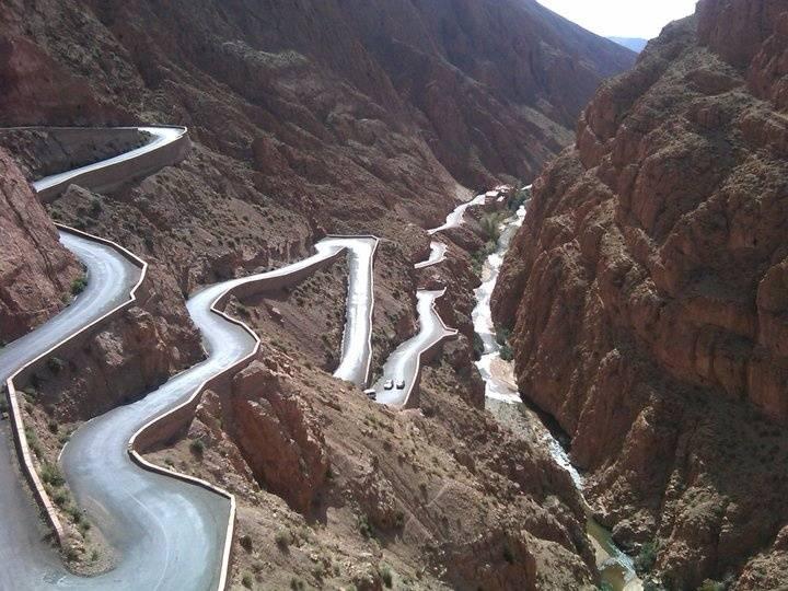 7 Days Tour from Casablanca to Marrakech via Chefchaouen - Fes and Sahara Desert of Merzouga