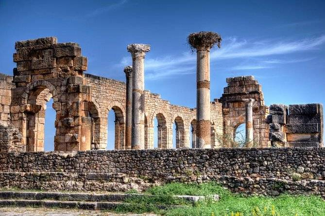 1 Day Tour from Fes to Volubilis and Meknes