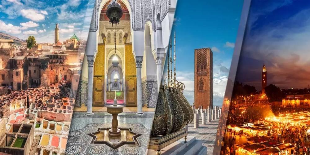 Tour 8 Dias Marrakech Desierto Tanger - Tour de 8 días desde Marrakech a Tánger a través del desierto de Merzouga, Fes y Chefchaouen
