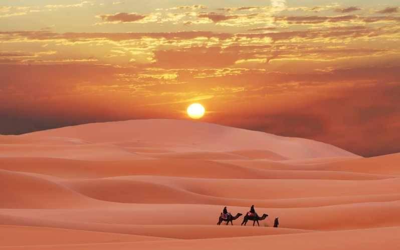Morocco Desert Tour From Marrakech – Desert Trip From Marrakech 8 Days – Camel Excursion From Marrakech to Sahara Desert