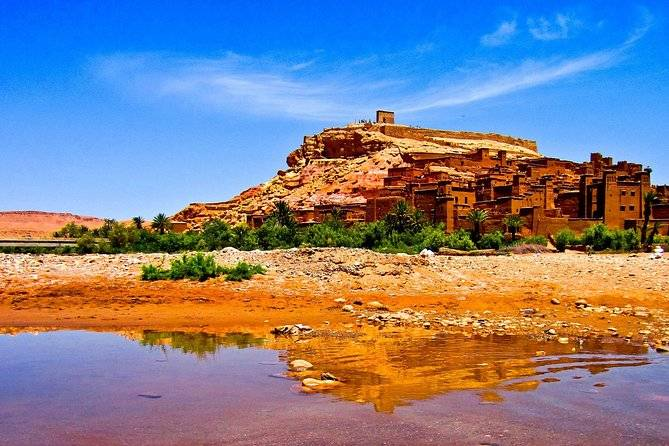 Marrakech Day Excursion to Ait Benhaddou and the UNESCO Site