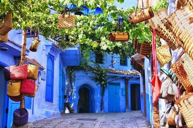 Excursión de 1 día de Fez a Chefchaouen - Ciudad Azul - Tour Privado Fez Chefchaouen