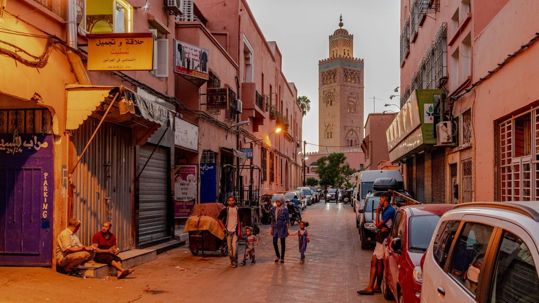 2 Days tour from Ouarzazate to Marrakech via Zagora Desert